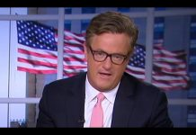"""Fire Steve Bannon""Joe Scarborough tells Trump the only way to salvage his presidency"