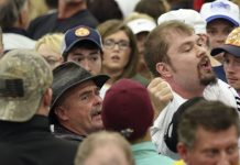 Judge: Donald Trump incited violence at rally in 2016