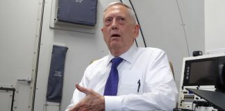 Mattis: Transgender troops can keep serving pending study, Report