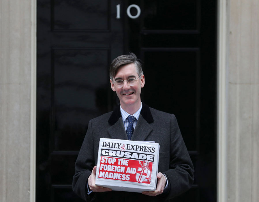 Brexit news: Rees-Mogg urges May to rip up EU plan as ...