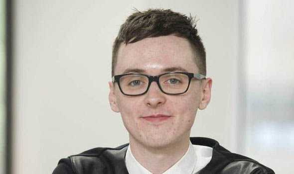 Darren Grimes has been fined £20 by the Electoral Commission
