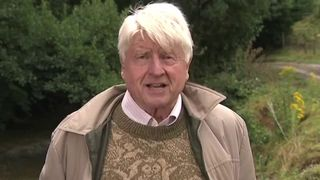 Stanley Johnson defended his son's comments