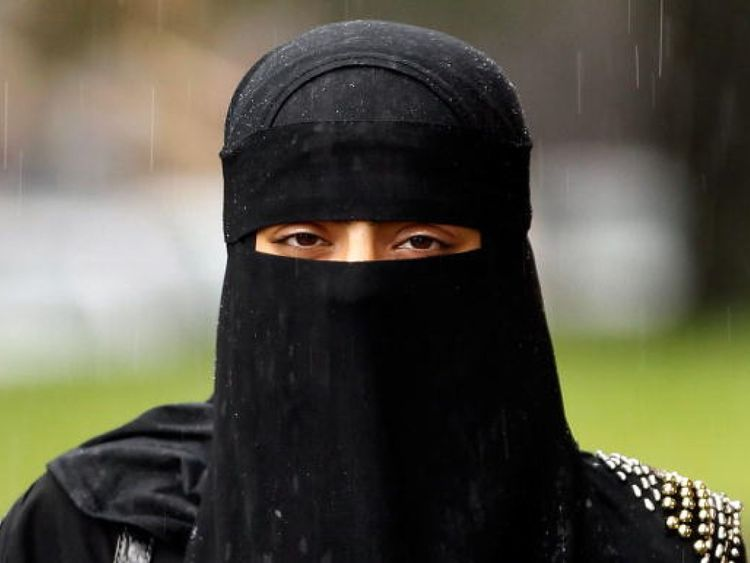 Wearing a Niqab in some public places could be banned as ministers feel it can pose a security risk