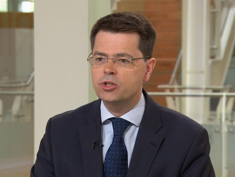 James Brokenshire on Sophy Ridge on Sunday