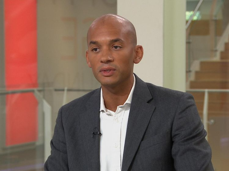 Chuka Umunna on Sophy Ridge on Sunday