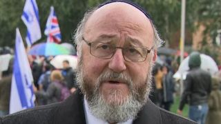 Chief Rabbi Ephraim Mirvis hopes that the Labour Party is serious about dealing with antisemitism
