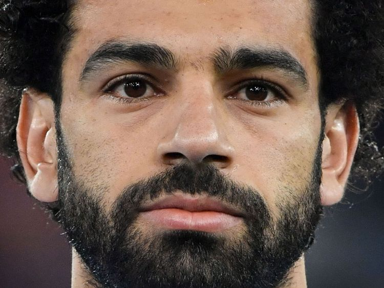 Egypt's hopes rest on the brilliant Mohamed Salah