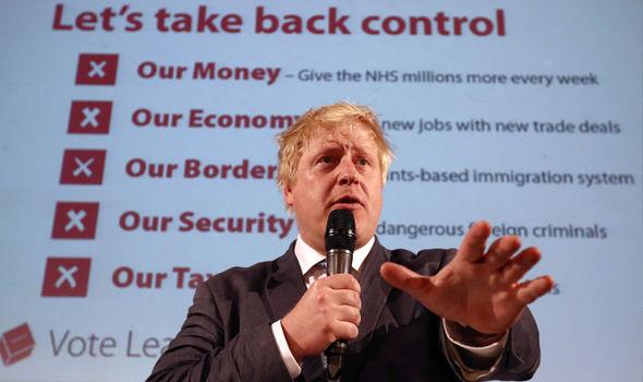 brexit news vote leave cheat eu jolyon maugham