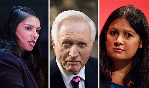 Question Time Priti Patel Lisa Nandy