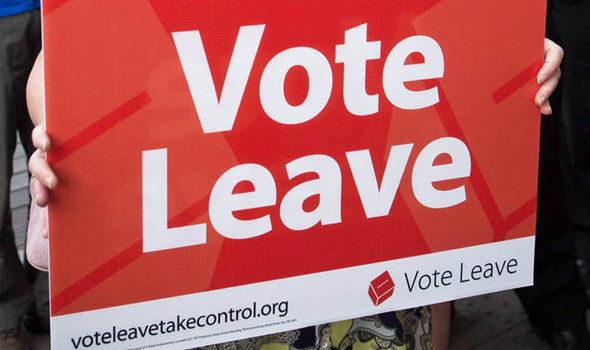 Vote Leave has been fined