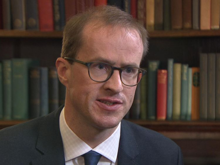 Matthew Elliott says the report is a huge breach of natural justice