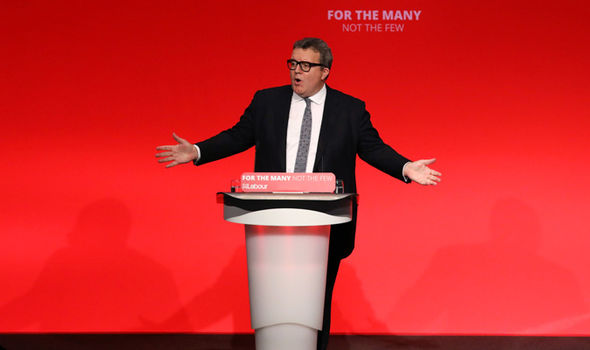 Watson said the antisemitism scandal could lead to Labour's 'eternal shame'