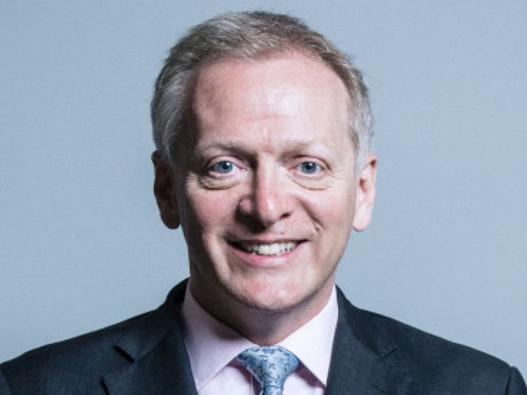 Tory MP Phillip Lee, who resigned as a justice minister in June over the Government's handling of Brexit.