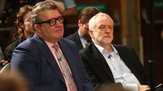 Labour's deputy leader Tom Watson has 'declared war' on party leader Jeremy Corbyn