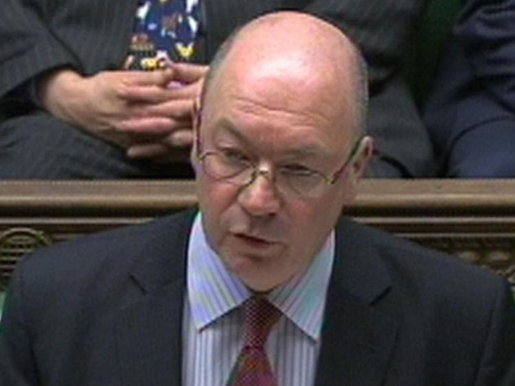 Foreign Office minister Alistair Burt makes a statement in the House of Commons, London, on the latest situation in Egypt.