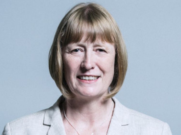 Joan Ryan, Labour MP