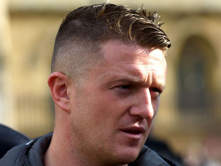 Luton Town fans have been asked to stop singing about Tommy Robinson, the former EDL leader, by the club's Chief Executive.