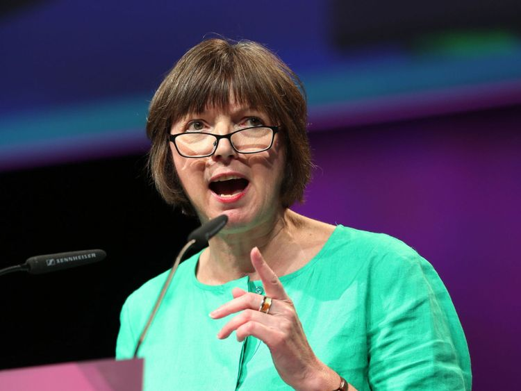 TUC head Frances O'Grady