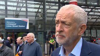Labour Leader Jeremy Corbyn is 'sorry' regarding Veteran MP  Frank Fields resignation.
