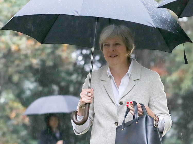 Theresa May and the government have issued technical notices which show what might happen in the event of a no-deal Brexit